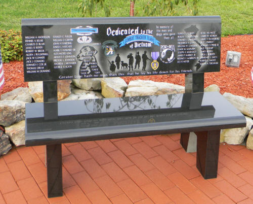 Ovmp Memorial Benches Page